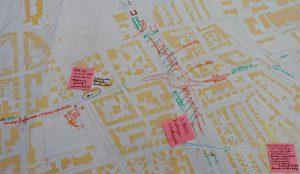 Hotspot 5.2: Waiblinger Straße zum Augsburger Platz
